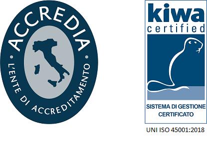 LOGO-Certificazione di qualità ISO45001:2018